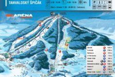 Ke skiareálu je to pár kroků!